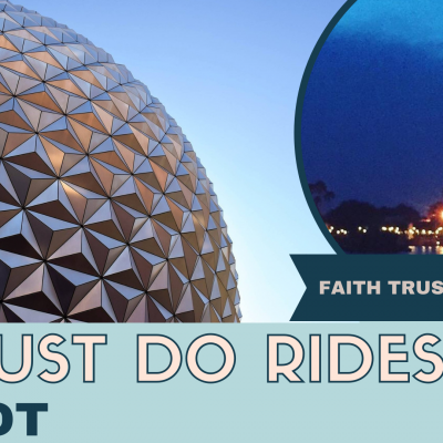 5 Must Do Rides at EPCOT