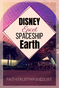 Disney Spaceship Earth
