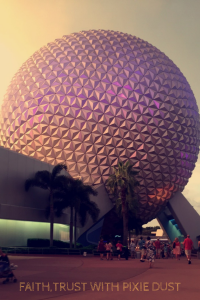 Epcot- The Vision of the Future