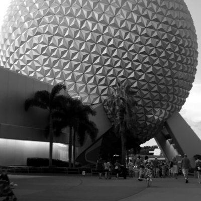 Epcot – The Vision of the Future