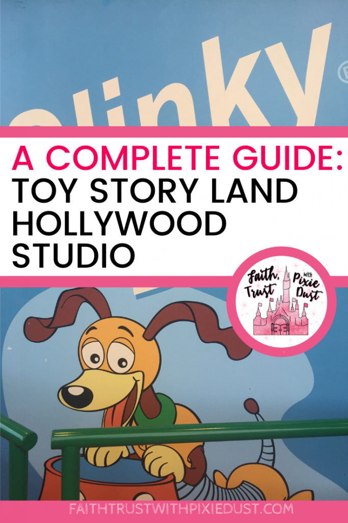 Complete Guide to Toy Story Land