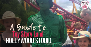 Toy Story Land Hollywood Studio, WDW