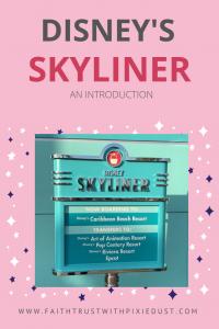 An Intro Disney's Skyliner