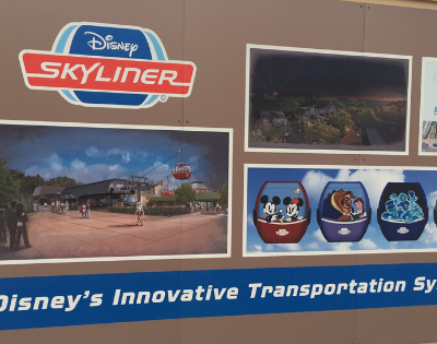 An Introduction to Disney Skyliner