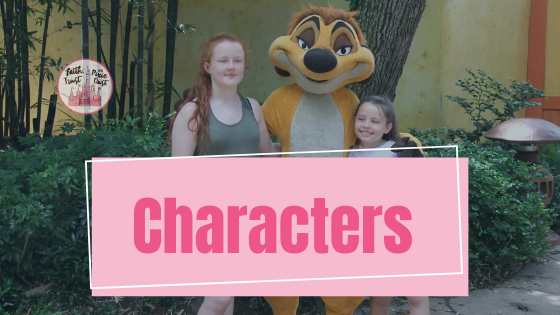 Animal Kingdom Characters