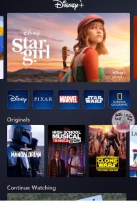 Disney Plus - Star Girl