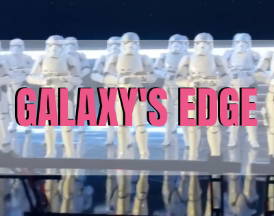 Disney Star Wars – Galaxy's Edge.
