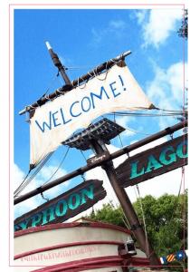 Welcome to Typhoon Lagoon Disney Water Park