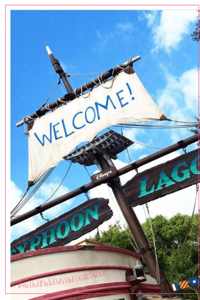 Welcome to Typhoon Lagoon Disney Water Park