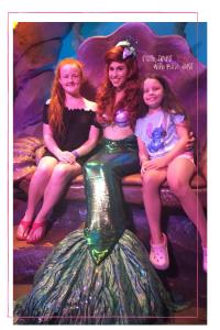 Hidden Mickey's -Ariel