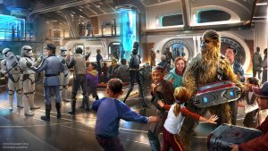 Star Wars All New Vacation Experience
