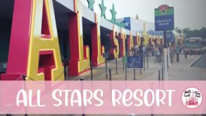 Disney All Stars Resort