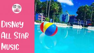 Disney All Star Music Resort