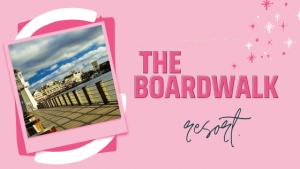 The Boardwalk resort