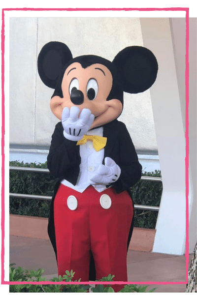 Mickey Mouse Blog Featured